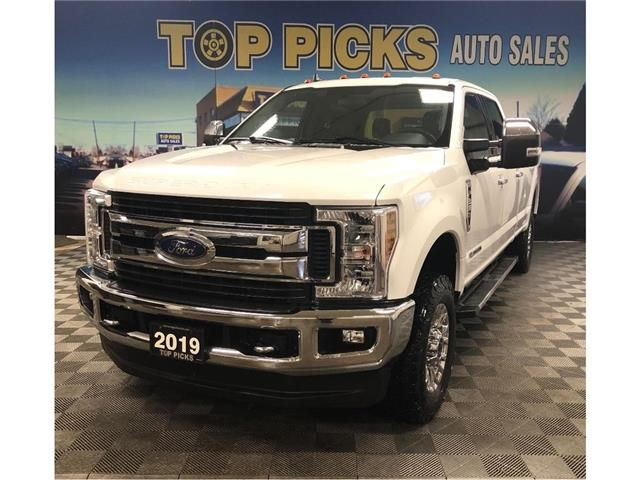 2019 Ford F-250 XLT (Stk: E38155) in NORTH BAY - Image 1 of 27