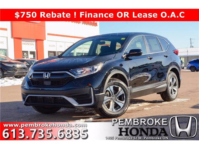2021 Honda CR-V LX (Stk: 21031) in Pembroke - Image 1 of 30