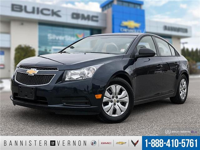2014 Chevrolet Cruze 2LS (Stk: 21080A) in Vernon - Image 1 of 26