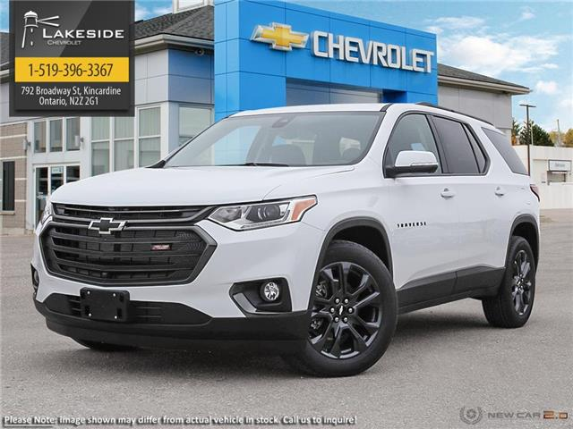 2021 Chevrolet Traverse RS (Stk: T1054) in Kincardine - Image 1 of 23