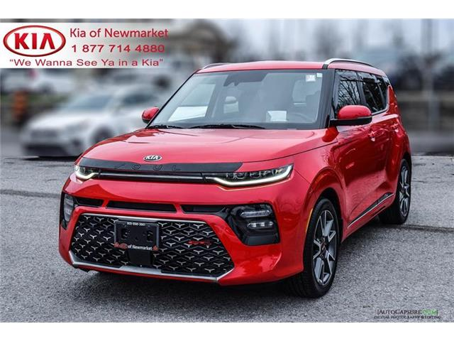 2020 Kia Soul GT-Line Limited (Stk: 210081A) in Newmarket - Image 1 of 22
