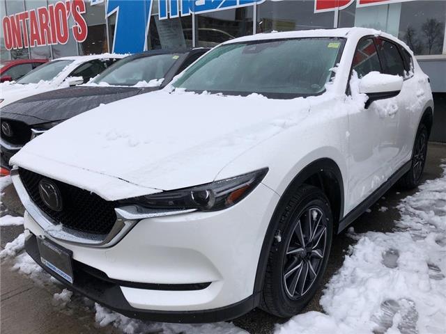 2018 Mazda CX-5 GT (Stk: P3167) in Toronto - Image 1 of 22