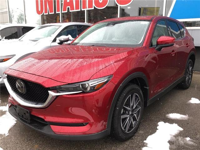 2018 Mazda CX-5 GT (Stk: P3185) in Toronto - Image 1 of 22