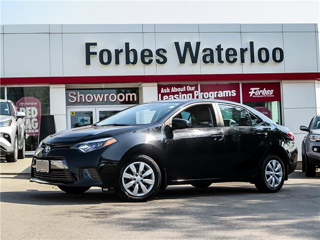 2016 Toyota Corolla  (Stk: 05154A) in Waterloo - Image 1 of 23