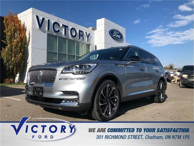 2020 Lincoln Aviator Reserve (Stk: V10447CAP) in Chatham - Image 1 of 29