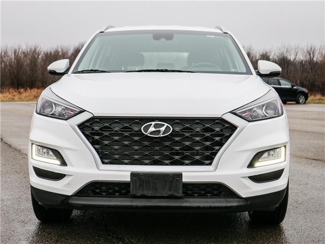 2019 Hyundai Tucson Preferred (Stk: SA1142) in Smiths Falls - Image 1 of 29