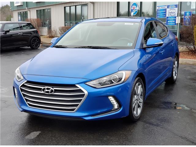 2017 Hyundai Elantra GLS (Stk: 10928) in Lower Sackville - Image 1 of 24