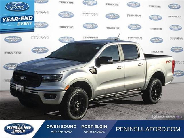 2020 Ford Ranger  (Stk: 20RA49) in Owen Sound - Image 1 of 24