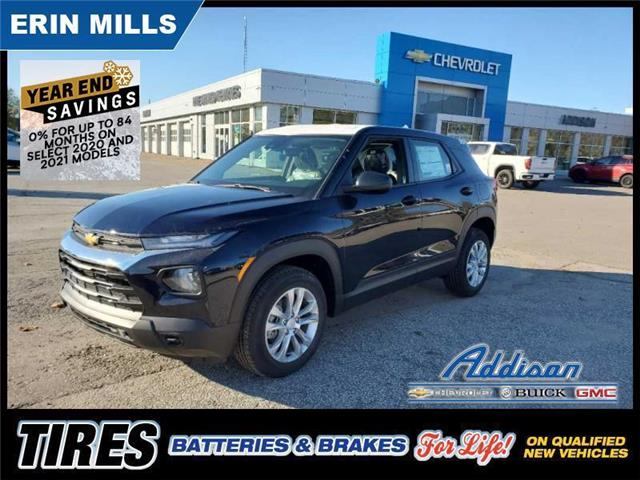 2021 Chevrolet TrailBlazer LS (Stk: MB049535) in Mississauga - Image 1 of 18