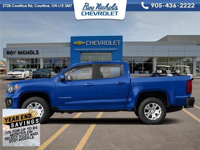 2021 Chevrolet Colorado LT (Stk: X084) in Courtice - Image 1 of 1