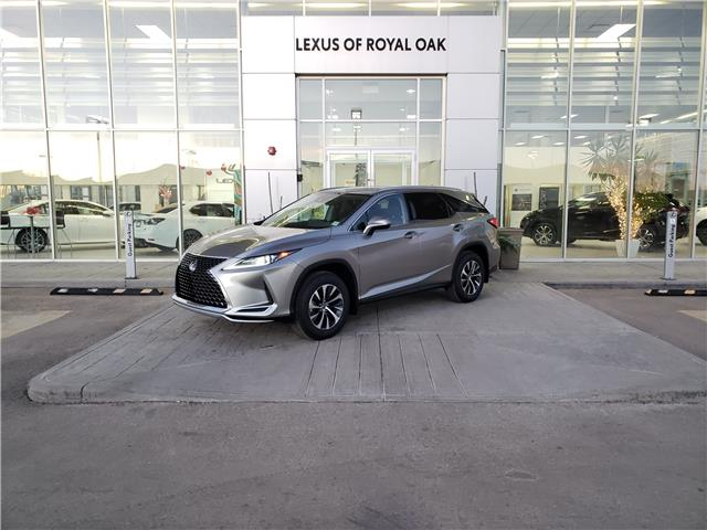 2021 Lexus RX 350L Base (Stk: L21132) in Calgary - Image 1 of 13