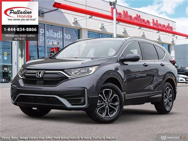 2021 Honda CR-V EX-L (Stk: 22922) in Greater Sudbury - Image 1 of 23