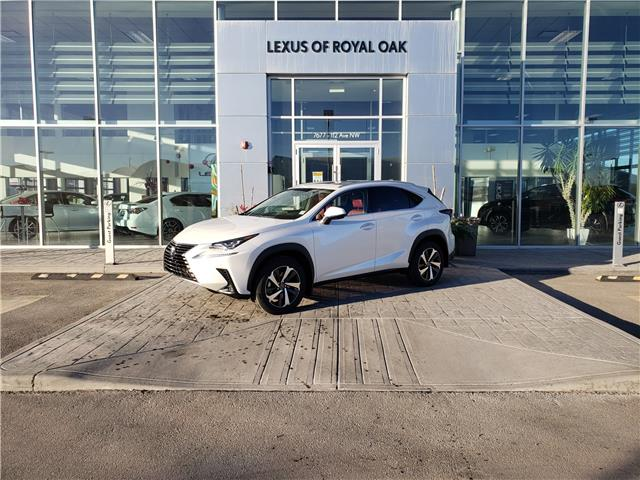 2021 Lexus NX 300 Base (Stk: L21130) in Calgary - Image 1 of 13