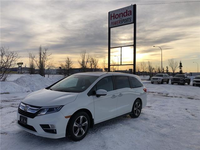 2019 Honda Odyssey EX-L (Stk: -) in Grande Prairie - Image 1 of 14