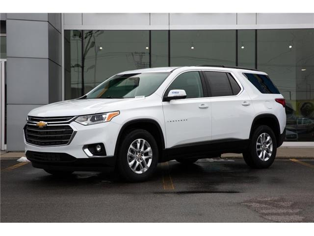2021 Chevrolet Traverse LT Cloth (Stk: M0146) in Trois-Rivières - Image 1 of 26