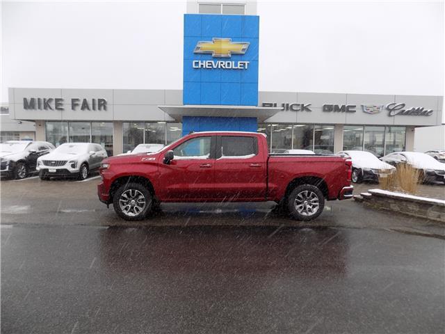 2021 Chevrolet Silverado 1500 RST (Stk: 21094) in Smiths Falls - Image 1 of 15