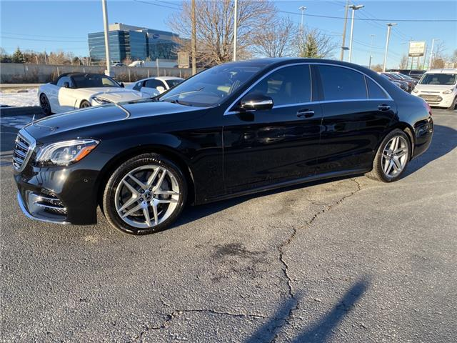 2020 Mercedes-Benz S-Class  (Stk: S560LWB) in Oakville - Image 1 of 16