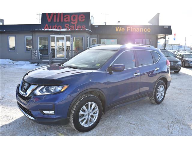 2017 Nissan Rogue SV 5N1AT2MV4HC895009 P38139C in Saskatoon