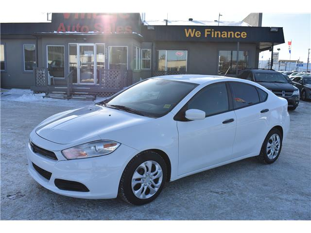 2016 Dodge Dart SE (Stk: PPP38090) in Saskatoon - Image 1 of 17