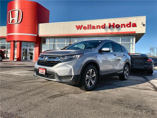 2018 Honda CR-V LX (Stk: U20295) in Welland - Image 1 of 22