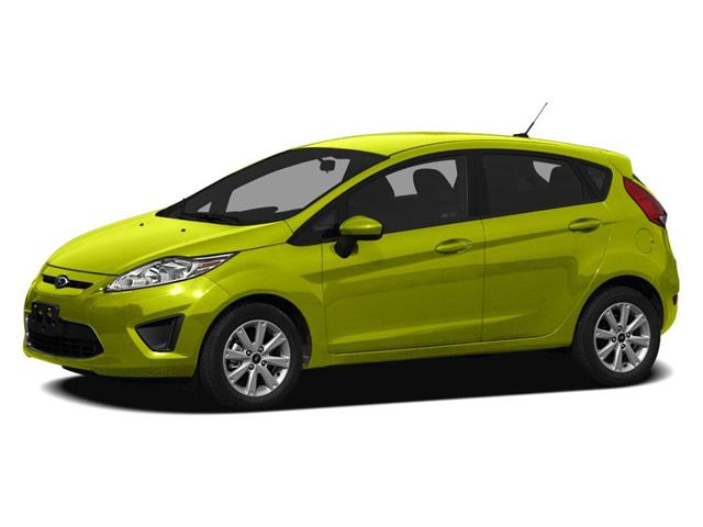 2012 Ford Fiesta SE (Stk: 1059NBA) in Barrie - Image 1 of 2