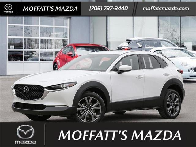 2021 Mazda CX-30 GS (Stk: P8435) in Barrie - Image 1 of 11
