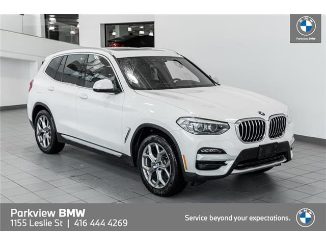 2020 BMW X3 xDrive30i (Stk: PP9554) in Toronto - Image 1 of 20