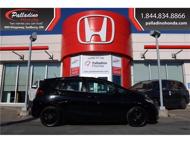 2018 Honda Fit Sport (Stk: U9825) in Sudbury - Image 1 of 33