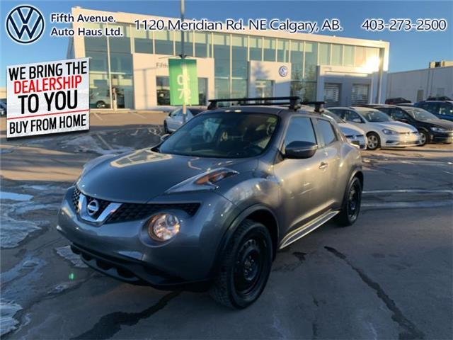 2015 Nissan Juke  (Stk: 20004A) in Calgary - Image 1 of 20