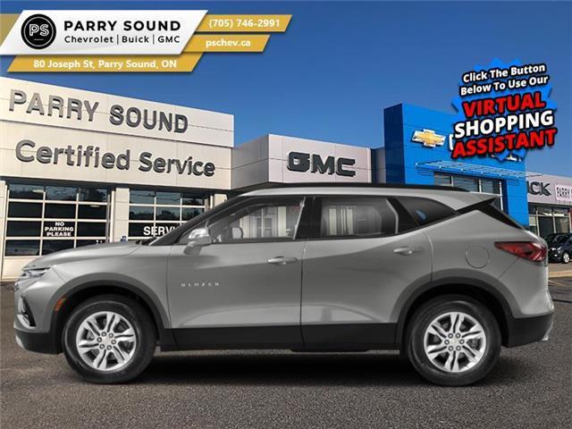 2021 Chevrolet Blazer LT (Stk: 21117) in Parry Sound - Image 1 of 1