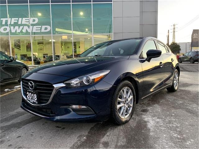2018 Mazda Mazda3 Sport GS (Stk: P2304) in Toronto - Image 1 of 22