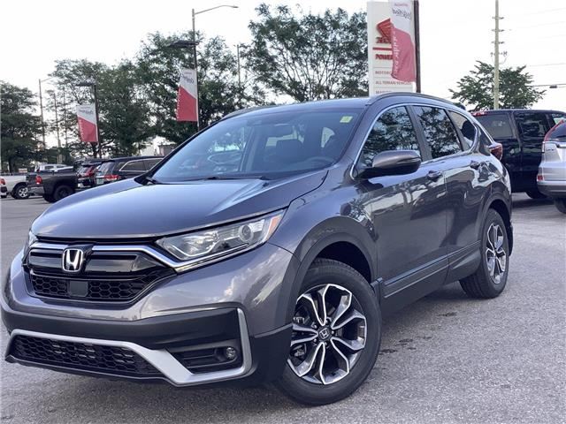 2021 Honda CR-V EX-L (Stk: 21112) in Barrie - Image 1 of 30