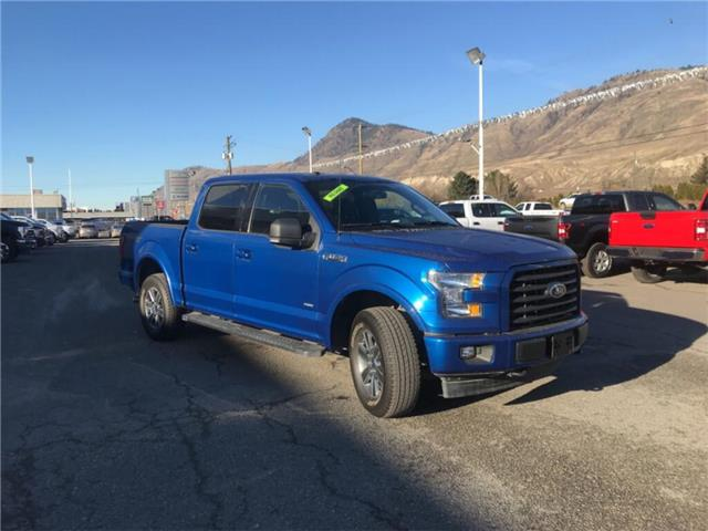 2017 Ford F-150 XLT (Stk: TL290A) in Kamloops - Image 1 of 25