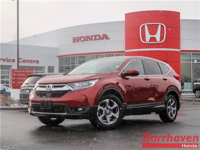 2018 Honda CR-V EX (Stk: B0776) in Ottawa - Image 1 of 28