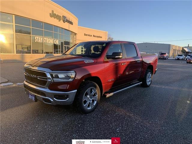 2019 RAM 1500 Big Horn (Stk: U04659) in Chatham - Image 1 of 28