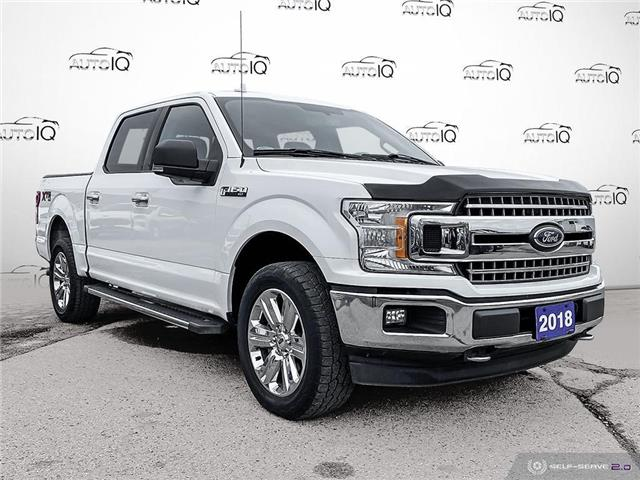 2018 Ford F-150 XLT (Stk: T0699A) in St. Thomas - Image 1 of 30