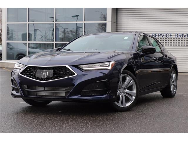 2021 Acura TLX Tech (Stk: 19446) in Ottawa - Image 1 of 30
