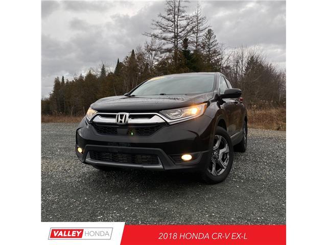 2018 Honda CR-V EX-L (Stk: U5794A) in Woodstock - Image 1 of 8