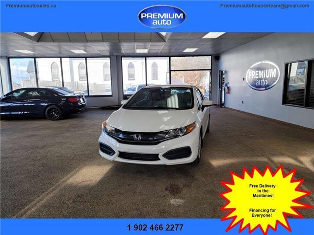 2015 Honda Civic LX (Stk: 003851) in Dartmouth - Image 1 of 18