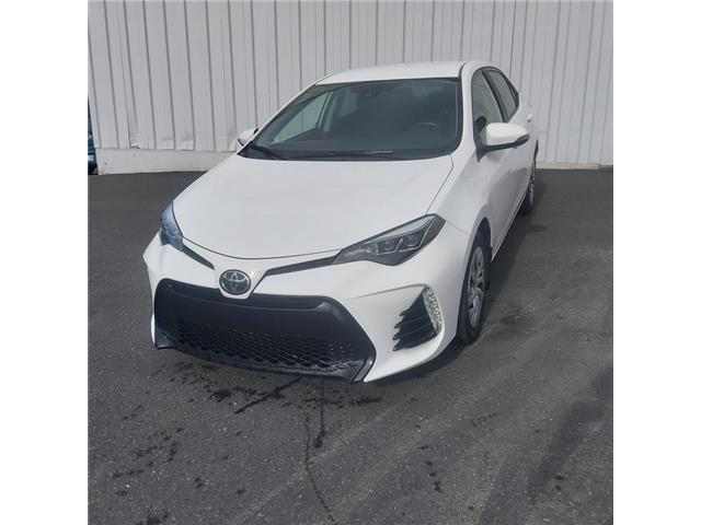 2018 Toyota Corolla SE (Stk: NU53491) in St. John\'s - Image 1 of 22