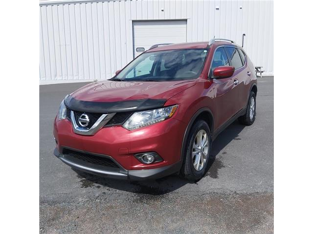 2016 Nissan Rogue SV (Stk: NT53316) in St. John\'s - Image 1 of 22
