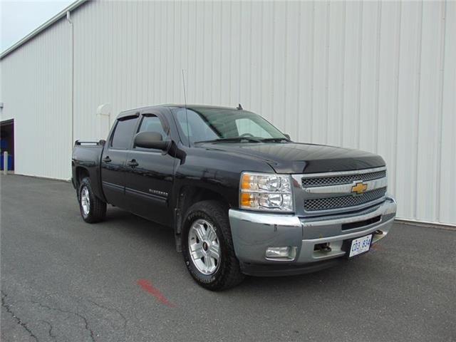 2012 Chevrolet Silverado 1500 LT (Stk: FU68206) in St. John\'s - Image 1 of 16