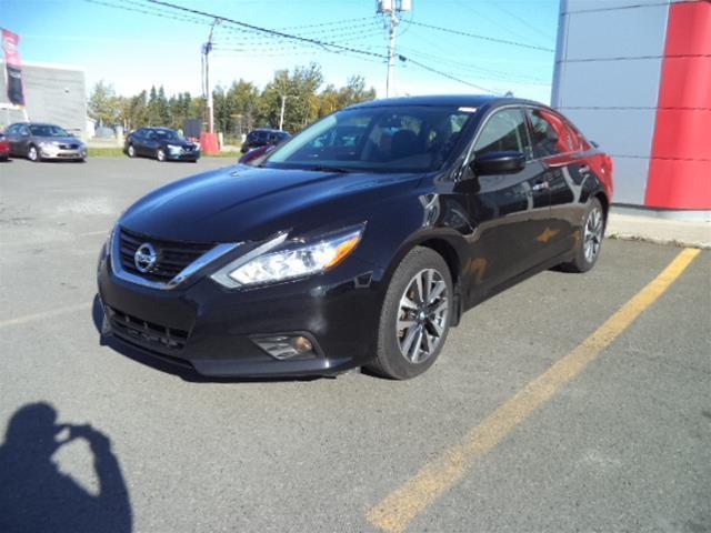 2017 Nissan Altima 2.5 SV (Stk: JU53491) in St. John\'s - Image 1 of 13