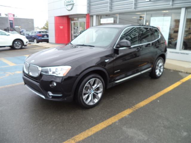 2017 BMW X3 xDrive28i (Stk: JU55086) in St. John\'s - Image 1 of 13