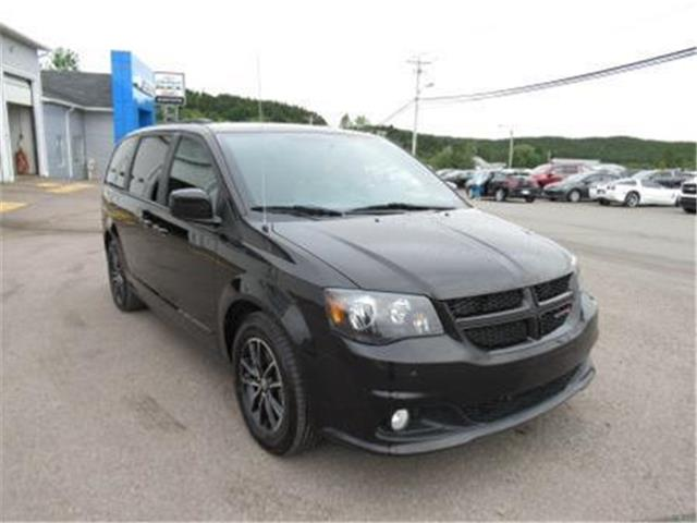 2018 Dodge Grand Caravan GT (Stk: ST93621) in St. John\'s - Image 1 of 20
