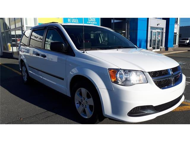 2016 Dodge Grand Caravan SE/SXT (Stk: SU61921) in St. John\'s - Image 1 of 15