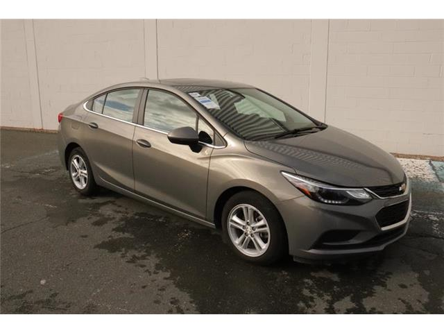 2018 Chevrolet Cruze LT Auto (Stk: SU62107) in St. Johns - Image 1 of 16