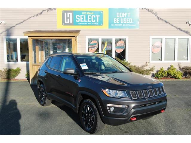 2019 Jeep Compass Trailhawk (Stk: HU95401) in St. John\'s - Image 1 of 22