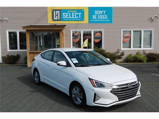 2019 Hyundai Elantra ESSENTIAL (Stk: SU96156) in St. John\'s - Image 1 of 21