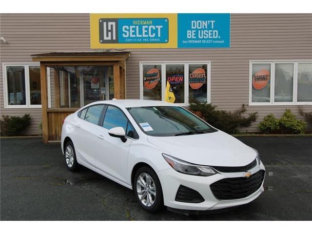 2019 Chevrolet Cruze LT (Stk: SU96321) in St. John\'s - Image 1 of 21